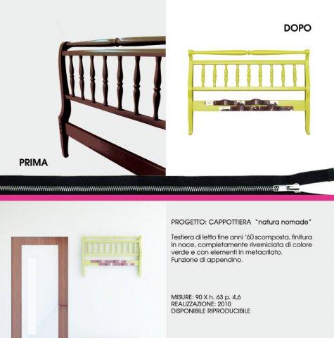 """portfolio cappottiera natura - Cappottiera """"Natura Nomade"""""""