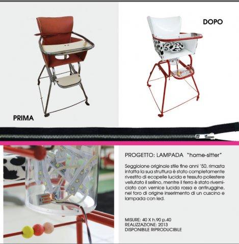 "portfolio lampada - Lampada ""Home Sitter"""
