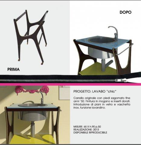 "portfolio lavabo - Lavabo ""Chic"""