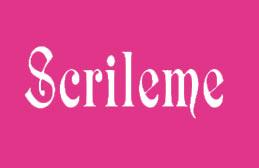 logo scrileme b - Brand