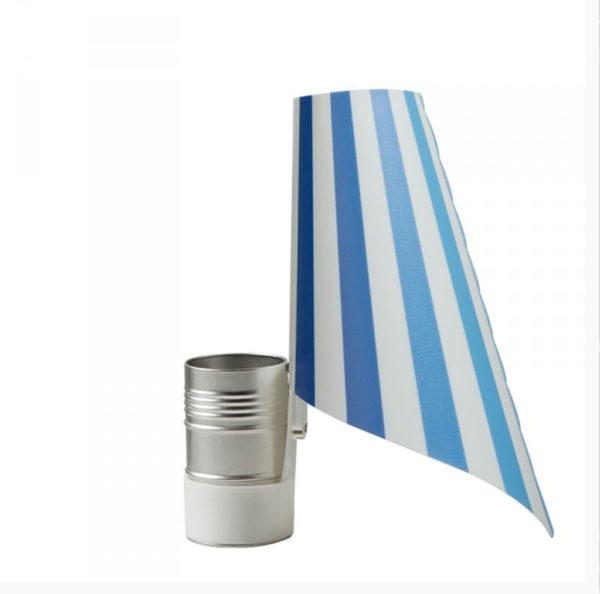 1 1 600x594 - Lampada da tavolo con portamatite Emporium Nevea Fasce