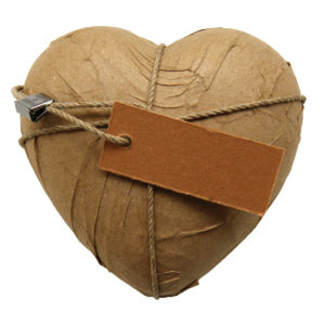 Cuore Package 300x300 - The Hearts Cuori Creativando Pacco Package