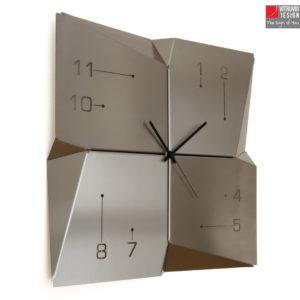 vitruvio design orologio parete acciaio wall clock steel 01 300x300 - Vitruvio Design Orologio Mulino a Tempo