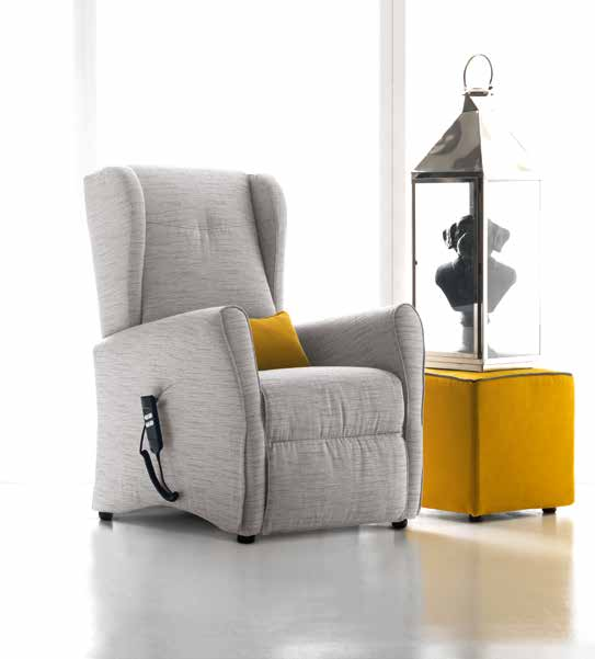 Poltrona relax SHAKIRA - MSD Design