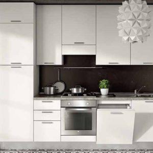 L Artec Start 2015 Immagine 243 300x300 - Cucina Completa Bianco Opaco 3m.