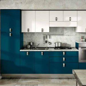 L Artec Start 2015 Immagine 247 300x300 - Cucina Completa Blu Petrolio 3m.