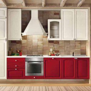 gdd 300x300 - Cucina completa Bianco decapè e Rubino  3,30 m.
