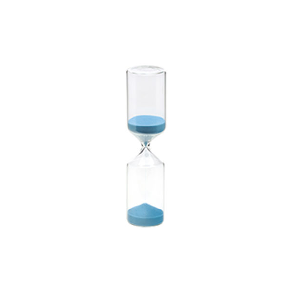 clessidra mini nblu bhv15261 600x600 - Clessidra mini 10 minuti Bitossi Carta da zucchero Romantic