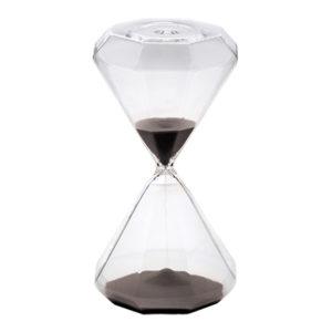 clessidra romantic nera bhv15101 300x300 - Clessidra Bitossi 30 minuti nera