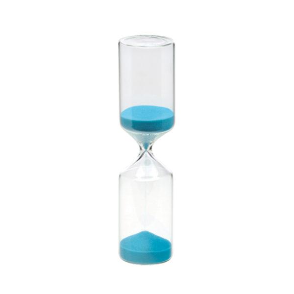 clessidra sky blu bhv15021 600x600 - Clessidra Bitossi 30 minuti sky blu