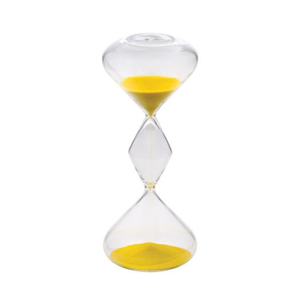 clessidra yellow bhv15031 600x600 - Clessidra Bitossi 30 minuti giallo