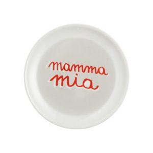 mammamia17 300x300 - Piatto dolci Mamma Mia Bitossi ∅ 17 cm.