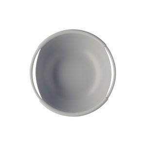 portapane 20 ghiaccio rin28 300x300 - Porta pane Bitossi Ring Ghiaccio ∅ 20 cm.