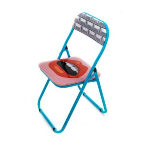 Seletti Studio Job Folding Chair 18555 3 300x300 - Sedia pieghevole Seletti Mouth