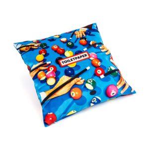 Seletti Toiletpaper Magazine Pillows 023022 300x300 - Cuscino Seletti Biliardo Toiletpaper