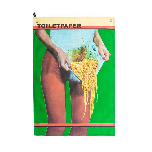 Seletti TOILETPAPER teatowel 02053 2 600x600 - Tovaglietta Seletti Toiletpaper