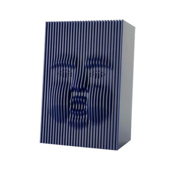 rotaliana eolo blu diffusore luce cromatica led rgb con telecomando 600x600 - Diffusore profumi ambientali e luce cromatica Eolo Rotaliana