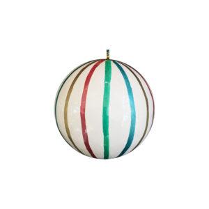 seletti natale 2 300x300 - Decorazioni natale Seletti fancy righe multicolor