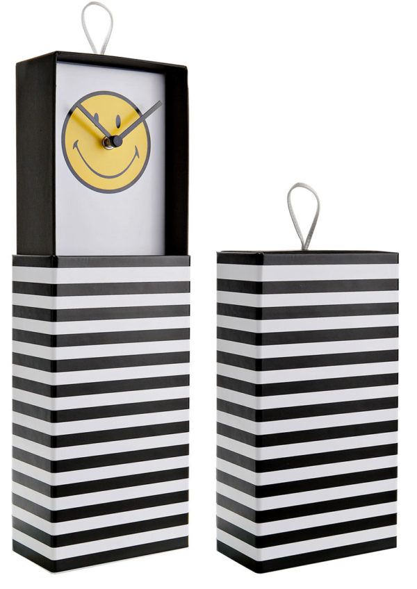 CLBSMI S01 1240 600x848 - Creativando Orologio Clock in a box Smiley