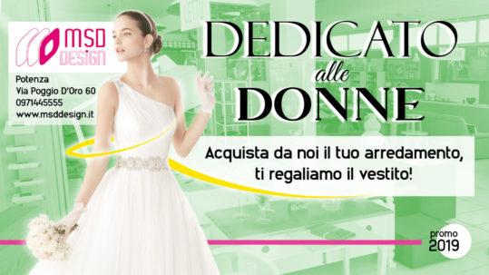 sposa20 539x303 - Dedicato alle Donne (promo 2019)